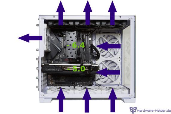 lian li o11 dynamic mini airflow guide