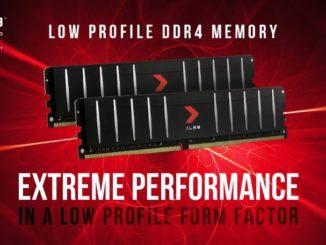 Pny XLR 8 Low Profile RAM