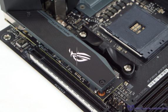 ASUS ROG Strix B550-I Gaming  M.2 Slot