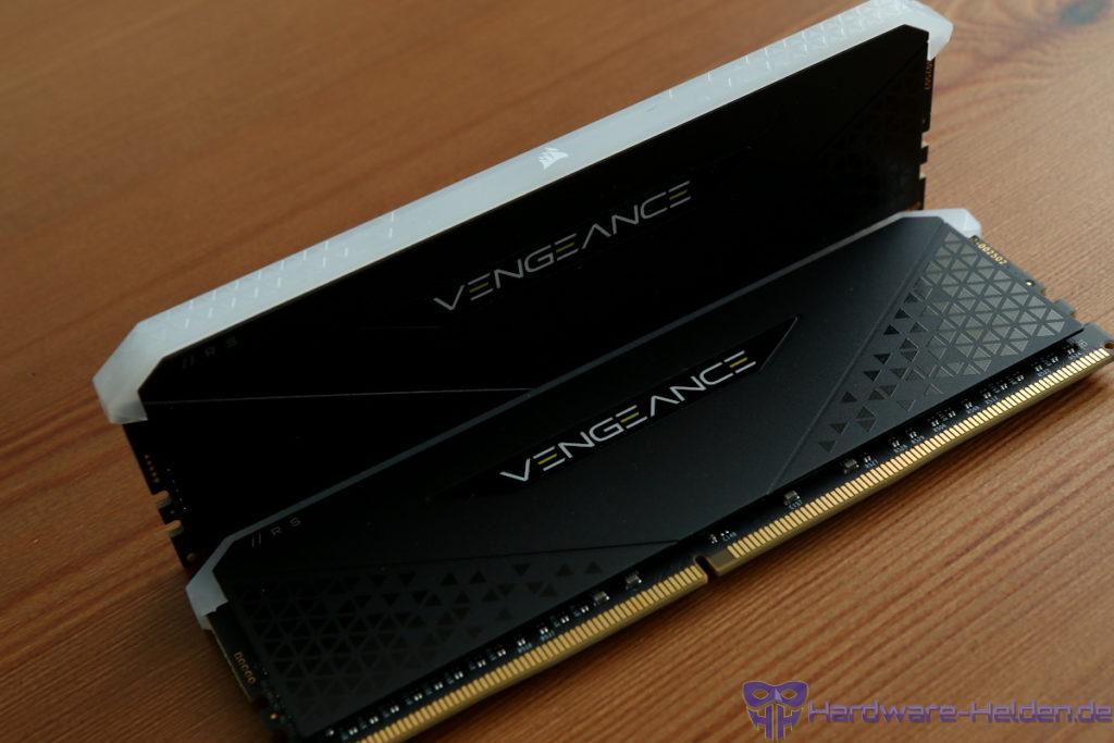 Corsair Vengeance RGB RS Test