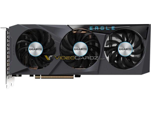 Gigabyte RX 6600 Eagle