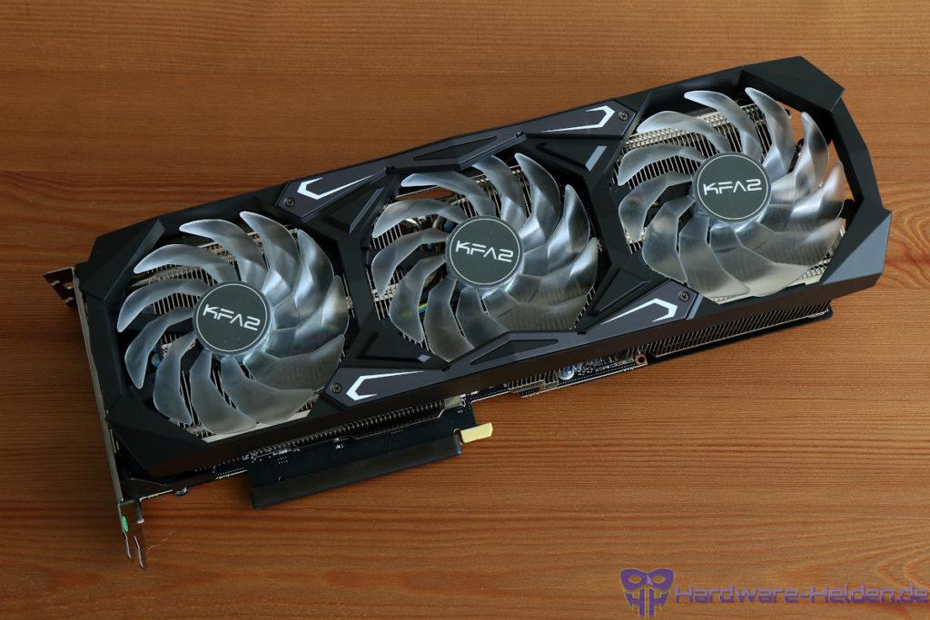 KFA2 GeForce RTX 3080 Ti SG Test