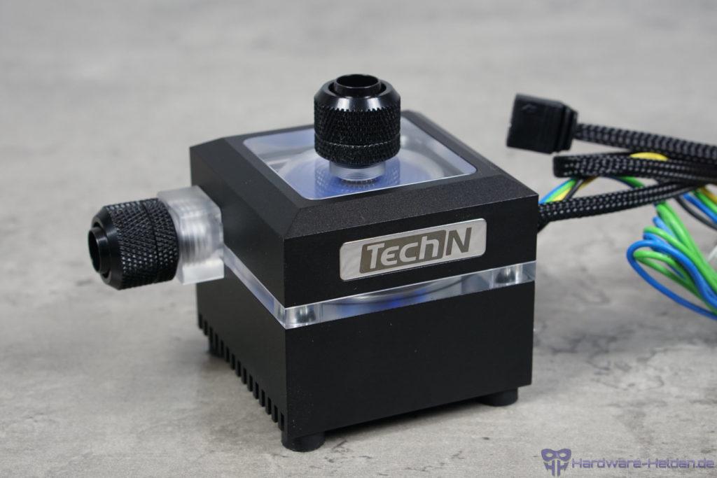 TechN DDC Gehaeuse Test