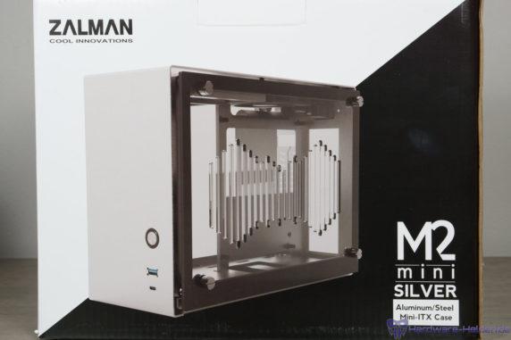 Zalman M2 Mini Verpackung