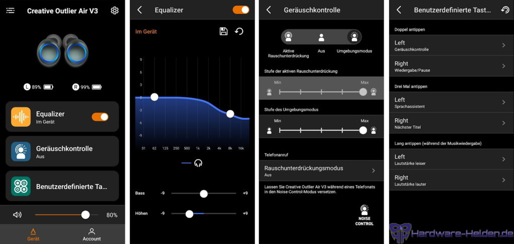 Creative Outlier Air V3 Software
