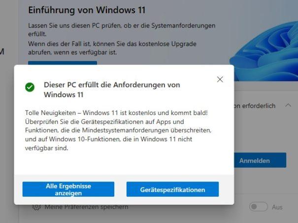 Windows 11 Test tool