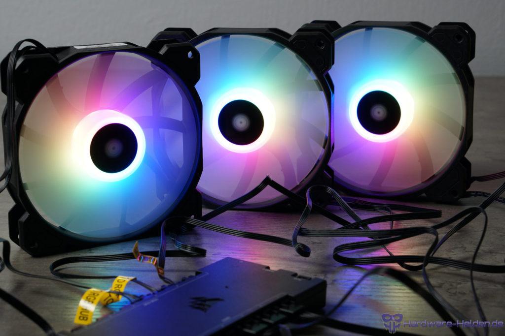 RGB-Beleuchtung