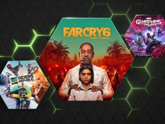 GeForce Now Oktober Far Cry 6
