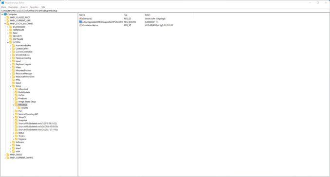 Windows 11 bypass